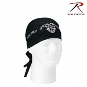 [Rothco] Special Forces Headwrap - 로스코 스페셜포스 헤드랩 두건
