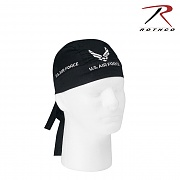 [Rothco] U.S. Air Force Embroidered Headwrap - 로스코 미공군 헤드랩 두건