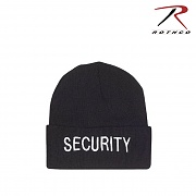 [Rothco] Embroidered Security Watch Cap - 로스코 시큐리티 워치캡/비니