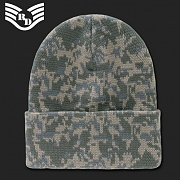 [Rapid Dominance] Cuff Beanies Watch Caps Universal Digital (ACU) - 라피드 도미넌스 비니 (ACU)
