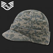 [Rapid Dominance] Camouflage Jeep Caps/Visor Beanies Universal Digital (ACU) - 라피드 도미넌스 짚 비니 (ACU)