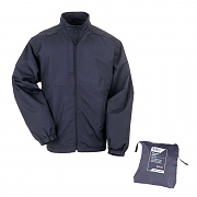 [5.11 Tactical] Packable Jacket (Navy) - 5.11 택티컬 팩에이블 휴대용 자켓 (다크네이비)