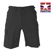 [Propper] BDU Zip-Fly Short (Black) - 프로퍼 BDU 반바지 (블랙)
