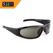 [5.11 Tactical] Ascend Sunglasses Polarized Lens (Black) - 5.11 어센드 선글라스 편광렌즈 (블랙)