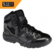 ★[5.11 Tactical] Tactical 6inch Side Zip Boot (Black) - 5.11 택티컬 택라이트 6인치 부츠 (블랙)
