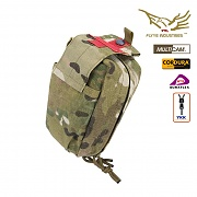[Flyye] Molle SpecOps Thin Ultility Pouch (Multicam) - 플라이예 몰리 스펙옵스 유틸리티 파우치 (멀티캠)