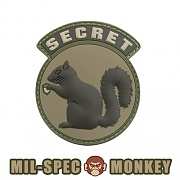 [Mil-Spec Monkey] SecretSquirrel PVC (Multicam) - 밀스펙 몽키 시크릿 스쿼럴 PVC 0008 (Multicam)
