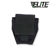 [Elite Survival Systems] Handcuff Pouch (Black) - 호신용 수갑 파우치 (블랙)