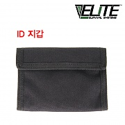 [Elite Survival Systems] Tri Fold ID Wallet - 트라이포드 ID 지갑