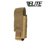 [Elite Survival Systems] MOLLE Mace Pouch MKIV (Coyote) - 몰리 호신용 스프레이 파우치 (코요테)
