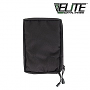 [Elite Survival Systems] MOLLE Medical Utility Pouch (Black) - 몰리 메디컬 유틸리티 파우치 (블랙)