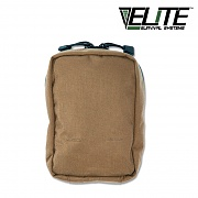 [Elite Survival Systems] MOLLE Medical Utility Pouch (Coyote) - 몰리 메디컬 유틸리티 파우치 (코요테)