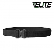 [Elite Survival Systems] CO Shooters Belt With Cobra Buckle (Black) - CO 슈터 코브라 버클 벨트 (블랙)
