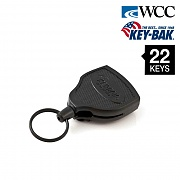 [WCC] Key-Bak Original Super48 Key Reel 36inch kevlar Cord - 키백 슈퍼48 키릴 36인치 케블러 코드