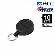 [WCC] Key-Bak 36inch Mid Size Polyester Cord Belt Clip - 키백 36인치 미디움 사이즈 코드 벨트 클립