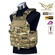 [Flyye] The New LT6094 Vest  (Multicam) - 플라이예 The New LT6094 베스트 (멀티캠)