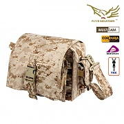 [Flyye] Molle Low-pitched Equ Bag (AOR1) - 플라이예 몰리 로우피치백 (AOR1)
