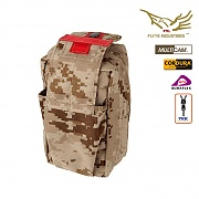[Flyye] Molle SpecOps Thin Ultility Pouch (AOR1) - 플라이예 몰리 스펙옵스 유틸리티 파우치 (AOR1)