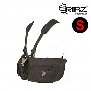[Ribz] New Front Pack Small (Black) - 립즈 New 프론트팩 스몰 (블랙)