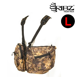 [Ribz] New Front Pack Large (Camo) - 립즈 New 프론트팩 라지 (카모)