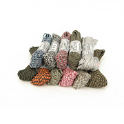 [Atwoodrope] 7 Strand Core 550 Paracord 100 Ft (Camo) - 앳우드로프 550 파라코드 100Ft 낙하산줄 (카모)