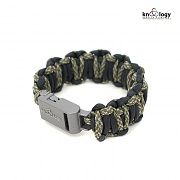 [Knottology] Expedition Bracelets Alternate Square X2 (Banchee) - 26. 익스페디션 파라코드 팔찌 얼티네이트 스퀘어 X2 매듭
