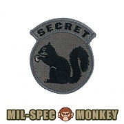 [Mil-Spec Monkey] SecretSquirrel (ACU Dark) - 밀스펙 몽키 시크릿 스쿼럴 0008 (ACU Dark)