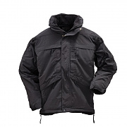 [5.11 Tactical] 3-IN-1 Parka (Black) - 5.11 택티컬 3-In-1 파카 (블랙)