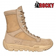 [Rocky] C5C Commercial Military Boot (Coyote) - 로키 C5C 커머셜 밀리터리 부츠 (코요테)