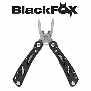 [Black Fox] Multi Tools BF-201 (Black/Silver) - 블랙폭스 멀티툴 BF-201 (블랙/실버)