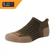 ★[5.11 Tactical] Recon Ankle Sock (Timber) - 5.11 택티컬 리콘 발목 양말 (팀버)