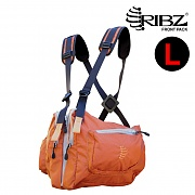 [Ribz] New Front Pack Large (Orange) - 립즈 New 프론트팩 라지 (오렌지)