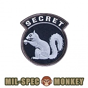 [Mil-Spec Monkey] SecretSquirrel (SWAT) - 밀스펙 몽키 시크릿 스쿼럴 0008 (SWAT)