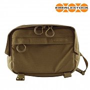 [Eberlestock] A2SP Large Padded Accessory Pouch (Coyote Brown) - 에버레스탁 A2SP 라지 패디드 액세서리 파우치 (코요테 브라운
