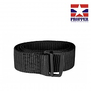 [Propper] Tactical Belt with Metal Buckle (Black) - 프로퍼 택티컬 벨트 메탈 버클 (블랙)