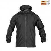 [5.11 Tactical] Packable Operator Jacket (Black) - 5.11 택티컬 팩에이블 오퍼레이터 자켓 (블랙)