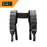 [5.11 Tactical] VTAC Brokos Harness (Black) - 5.11 택티컬 VTAC 브로코스 하네스 (블랙)