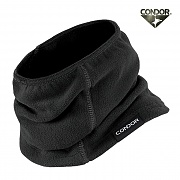 [Condor] Thermo Neck Gaiter (Black) - 콘도르 써모 넥 게이터 (블랙)