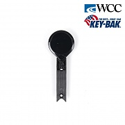 [WCC] Key-Bak Mini Bak Badge Holder - 키백 미니 백 뱃지 홀더