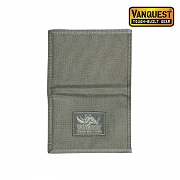 [Vanquest] Cache 2.0 RFID Blocking Security Wallet (Wolf Gray) - 벤퀘스트 캐쉬 2.0 RFID 블로킹 시큐리티 월렛 (울