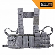 [5.11 Tactical] TACTEC Chest Rig (Storm) - 5.11 택티컬 TACTEC 체스트 릭 (스톰)