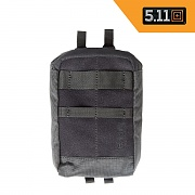 [5.11 Tactical] Ignitor 4.6 Notebook Pouch (Black) - 5.11 택티컬 이그나이터 4.6 노트북 파우치 (블랙)
