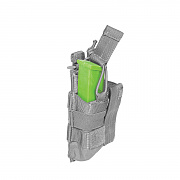 [5.11 Tactical] Double Pistol Bungee Cover (Storm) - 5.11 택티컬 더블 피스톨 번지 커버 (스톰)