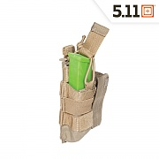 [5.11 Tactical] Double Pistol Bungee Cover (Sandstone) - 5.11 택티컬 더블 피스톨 번지 커버 (샌드스톤)