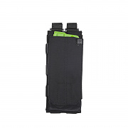 [5.11 Tactical] AK Bungee Cover Single (Black) - 5.11 택티컬 AK 번지 커버 싱글 (블랙)