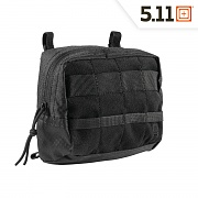 [5.11 Tactical] Ignitor 6.5 Pouch (Black) - 5.11 택티컬 이그나이터 6.5 파우치 (블랙)