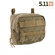 [5.11 Tactical] Ignitor 6.5 Pouch (Sandstone) - 5.11 택티컬 이그나이터 6.5 파우치 (샌드스톤)