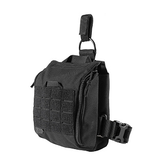 [5.11 Tactical] UCR Thigh Rig (Black) - 5.11 택티컬 UCR 사이 릭 (블랙)