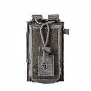 [5.11 Tactical] Radio Pouch (Storm) - 5.11 택티컬 라디오 파우치 (스톰)