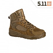 ★[5.11 Tactical] Halcyon Tactical Boot (Dark Coyote) - 5.11 택티컬 헬시언 택티컬 부츠 (다크 코요테)